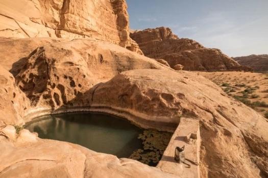Bedouin Dam